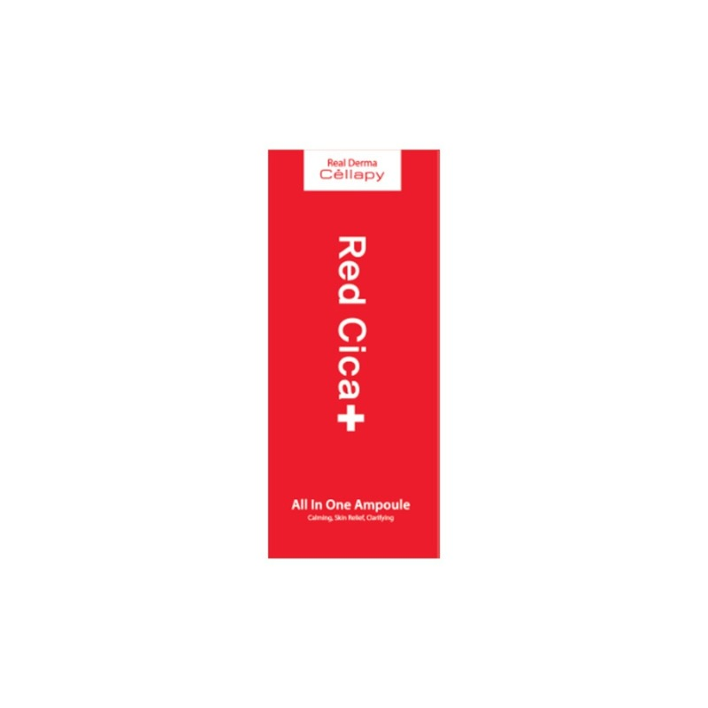 Real Derma Cellapy Red Cica All In One Ampoule 20ml